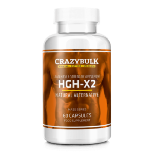 Crazy Bulk HGH X2 review