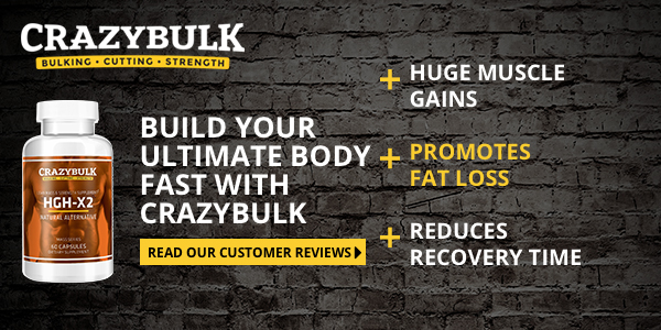 Crazy Bulk HGH X2 Reviews