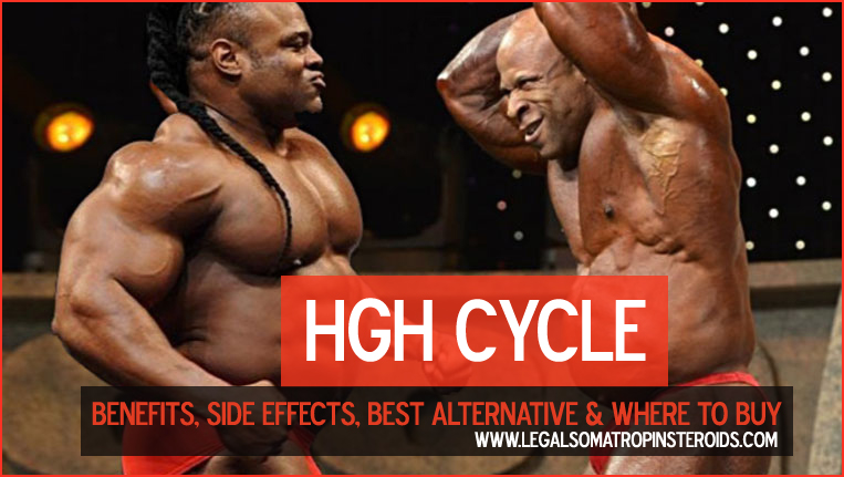Cycle HGH