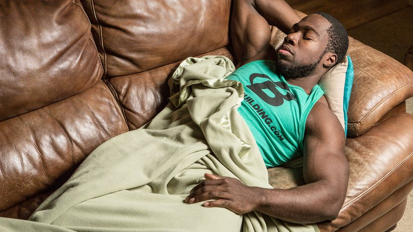 sleep for bodybuilders