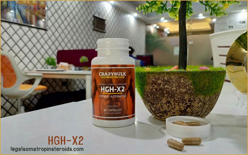 HGH X2 supplement reviews