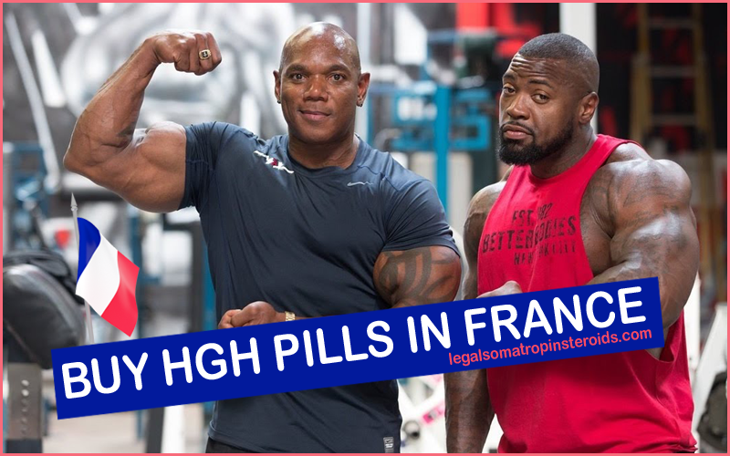 Buy HGH in France